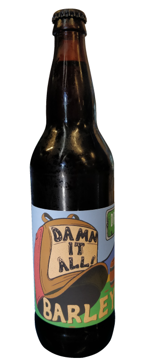 Damn It All! Barleywine 22oz Bottle
