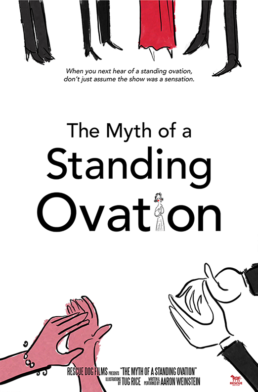 The Myth of a Standing Ovation