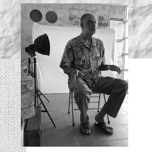 Mr.Richard Doest - one of the first in our series of interviews for our play: Rel of Revolutie. Premieres on the 30th of May 2019 on one of the most impactful locations. . What did Trint'i Mei 69 mean to you?