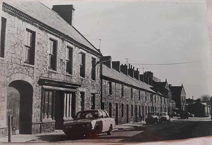 Shrigley Main Street - Photograph Credit: Old Shrigley Community