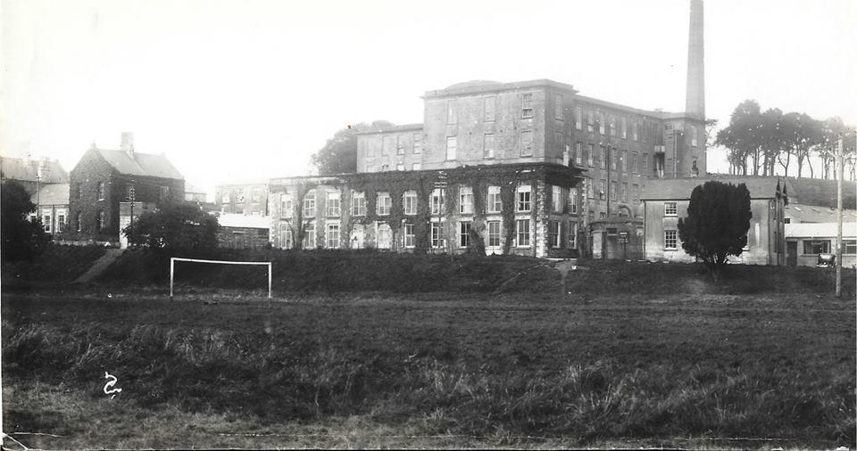Shrigley Mill - Photograph Credit: Old Shrigley Community