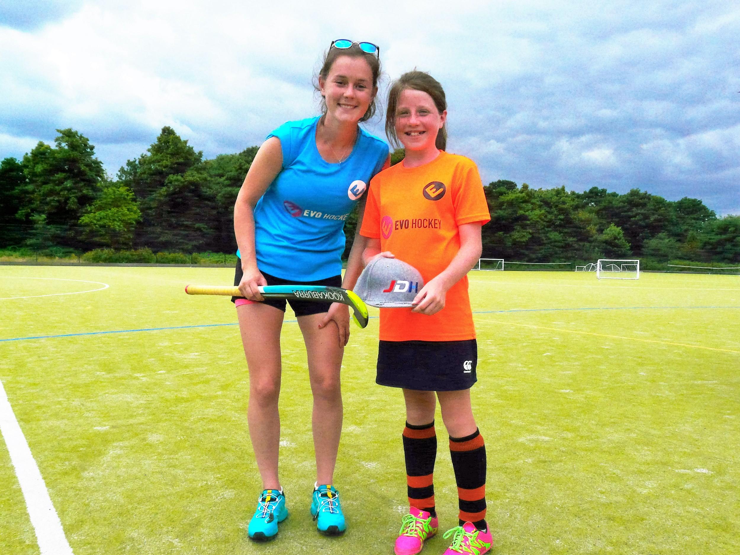 England U21 international Harriet Mitchell