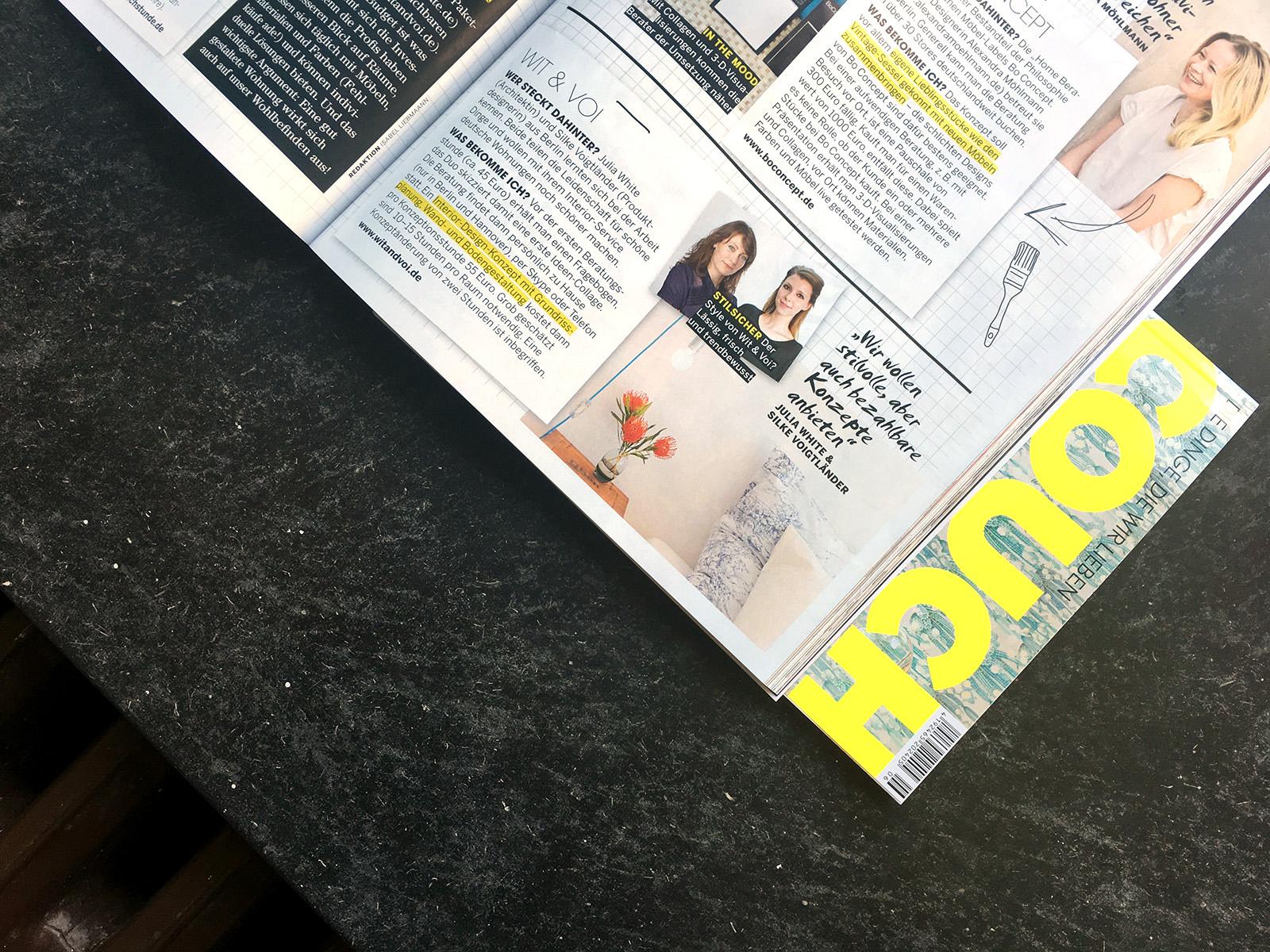 wit & voi - Couch Magazin
