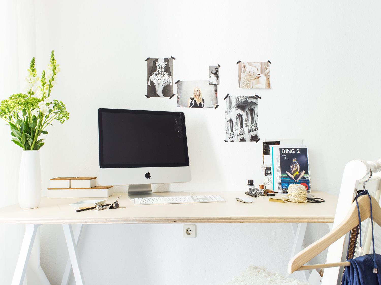 Bright side - Schlaf- und Arbeitszimmer