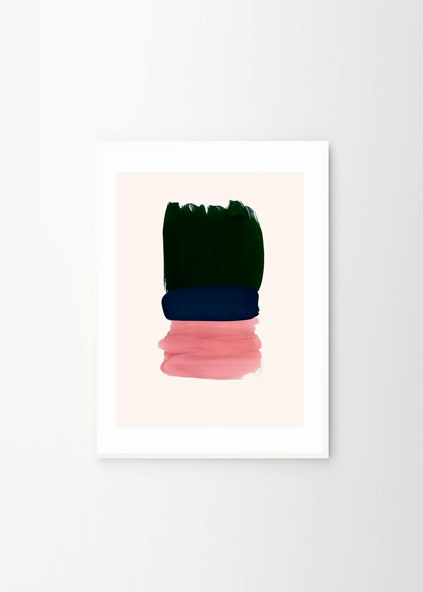 TRINITY by BERIT MOGENSEN LOPEZ für The Poster Club