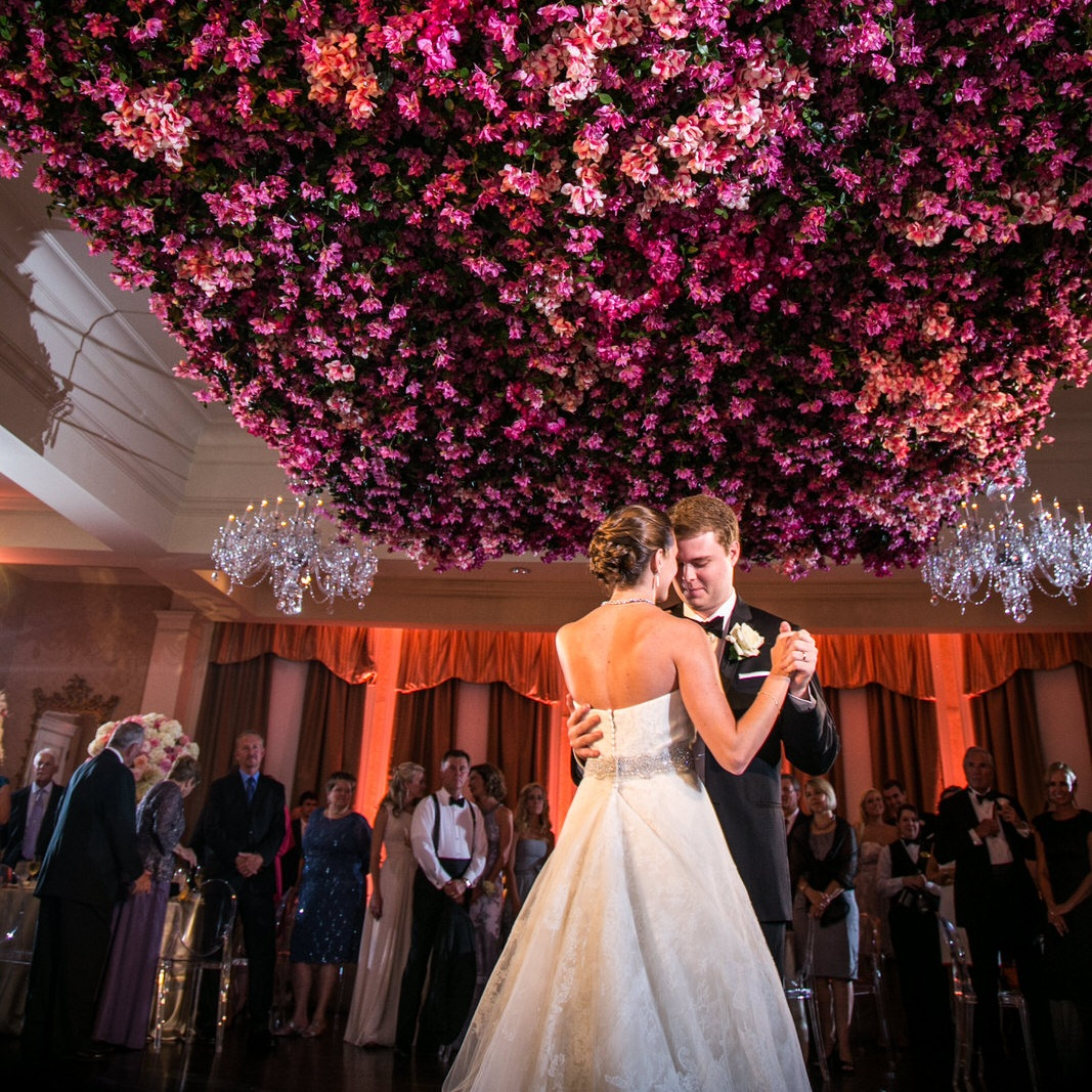 Heather & Will - With a ceremony at the majestic Duke Chapel in Durham and reception at the Carolina Country Club in Raleigh, this late summer wedding was a photographer's dream.