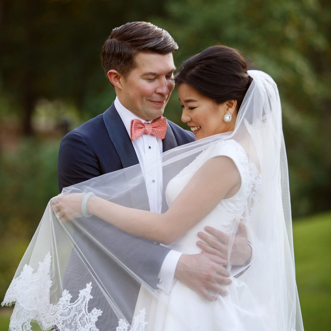 Eva & Jay - Mother Nature couldn't keep us from creating gorgeous photos for this October wedding that happened in the middle of a hurricane!