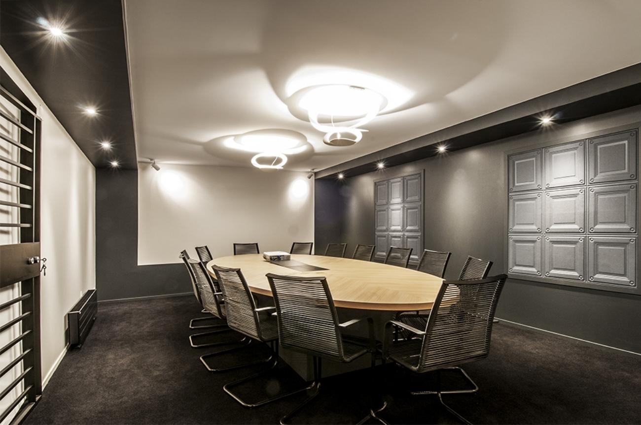 DINAN - Courtier en crédits et assurances - SURFACE : 40 m2 - Maître d'ouvrage : Professionnel