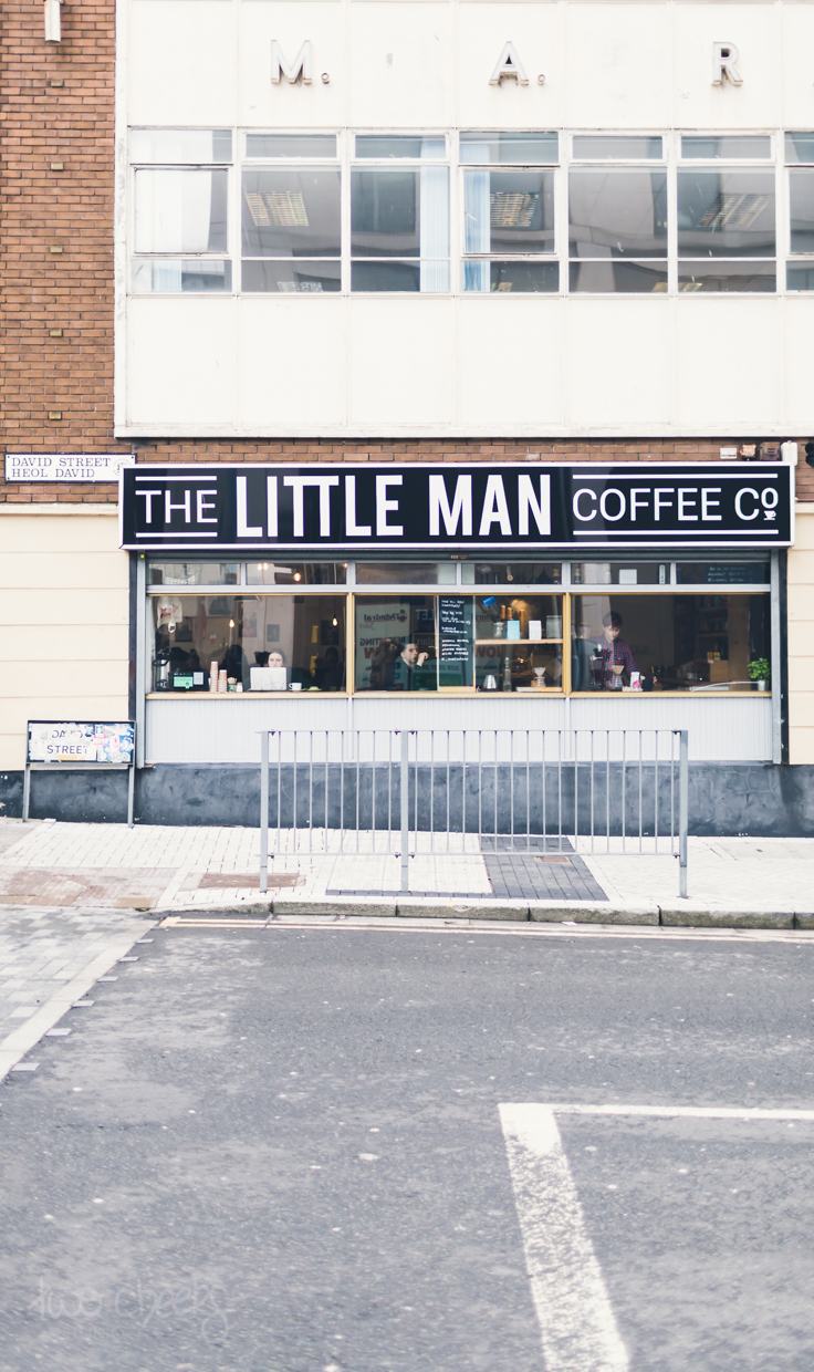 I Like You A Latte Coffee Shop Review Little Man Coffee