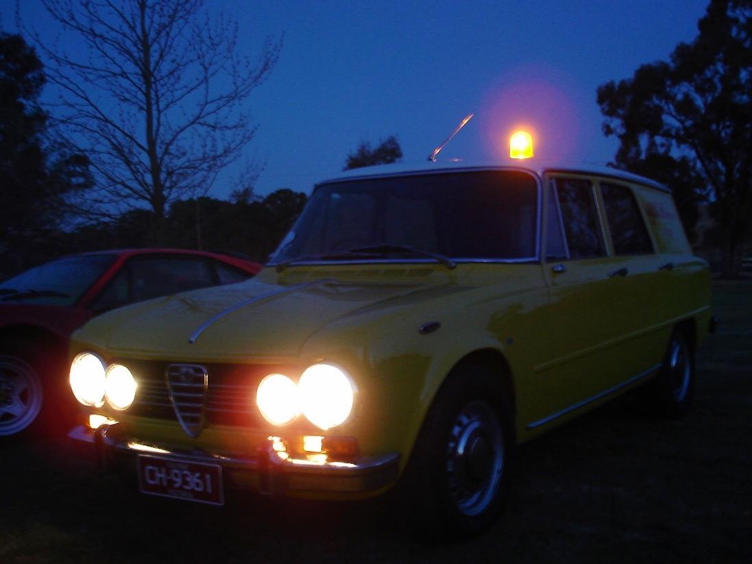 Main Colli Melbourne Mille 2006