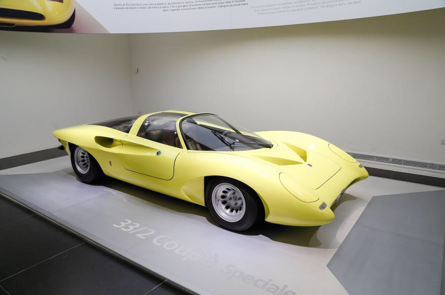 33/2 Coupe Speciale
