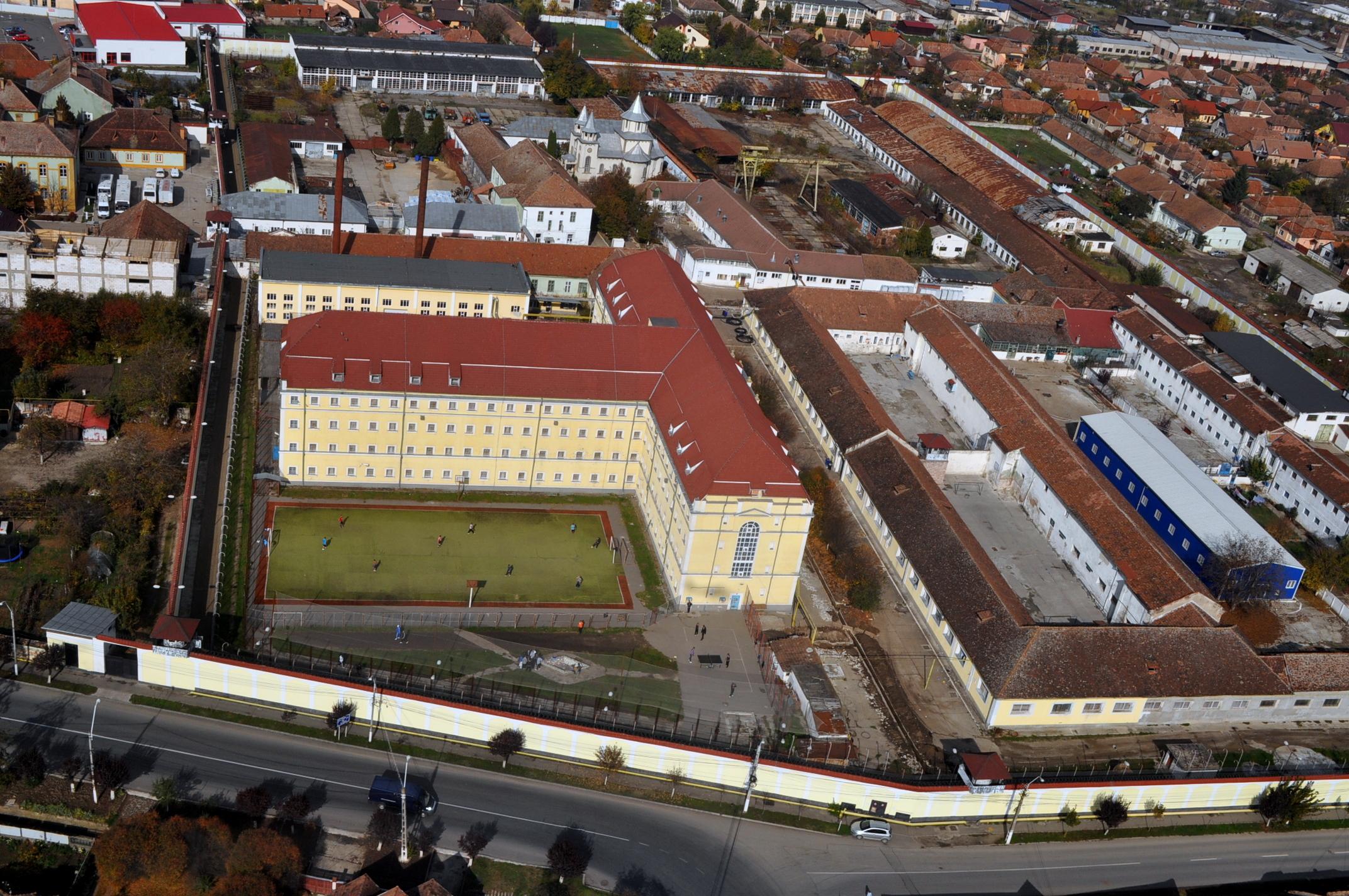 Penitentiary in Romania. Photo credit: APADOR-CH.