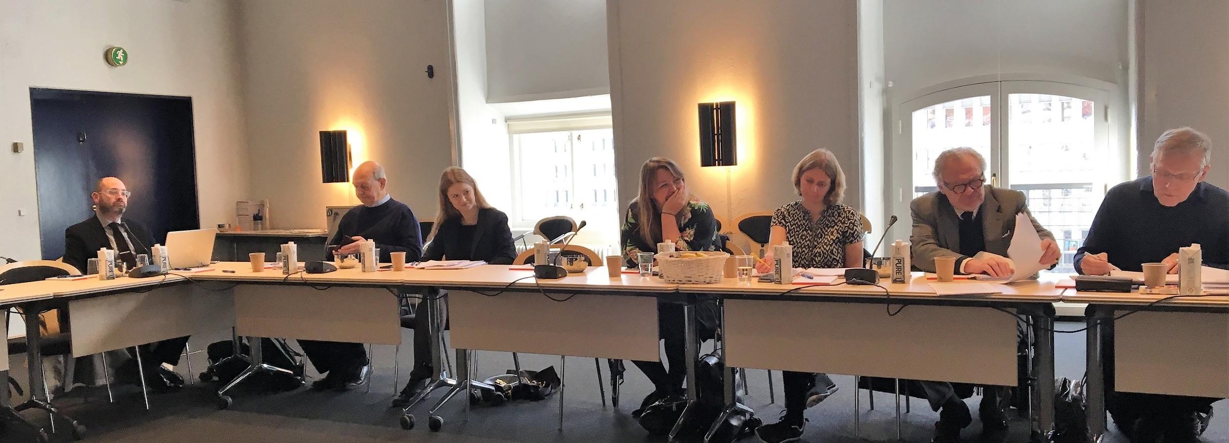 NGO representatives at the consultation. Photo: EIN