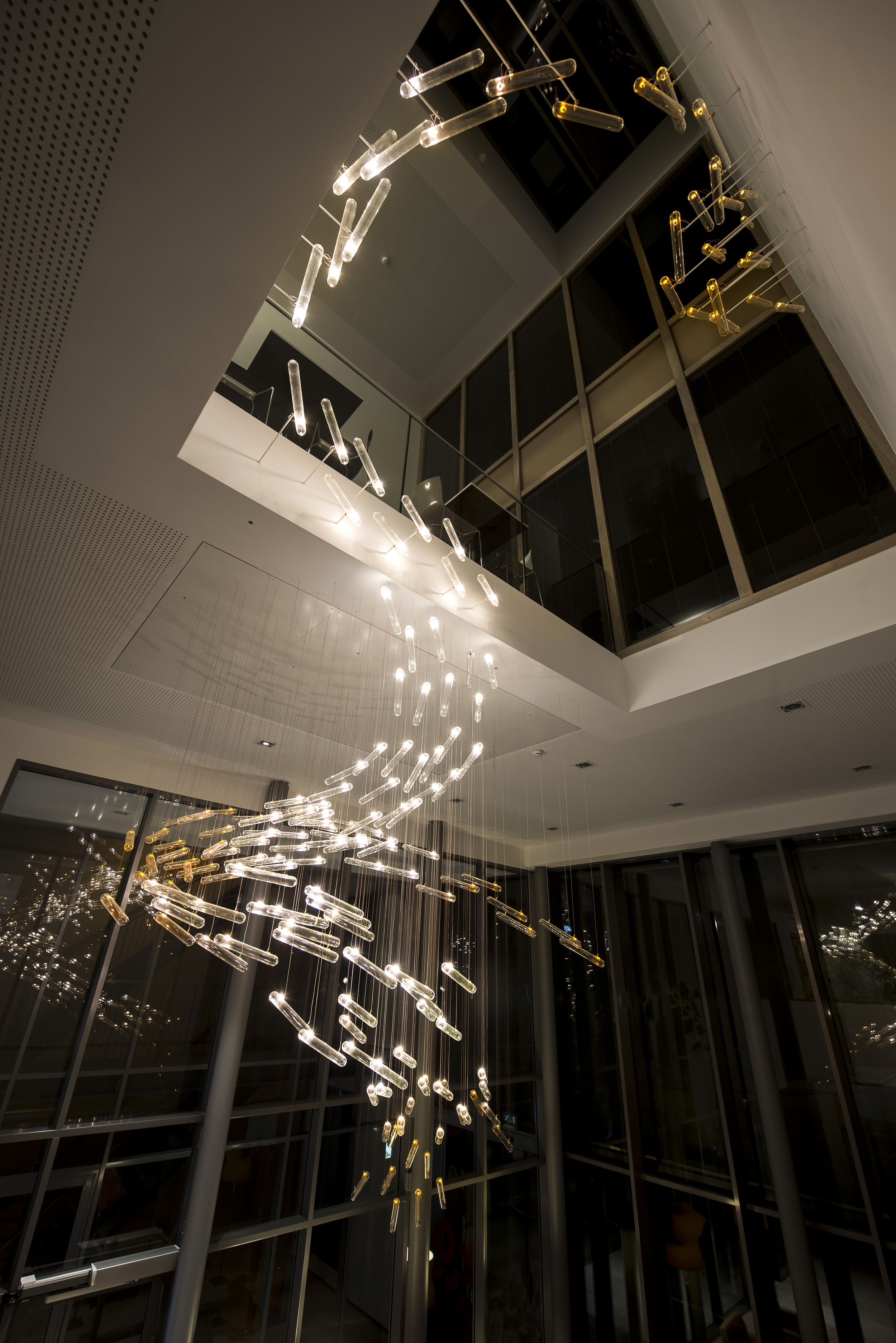 Flylight, public commission High Tech Campus Eindhoven (NL)