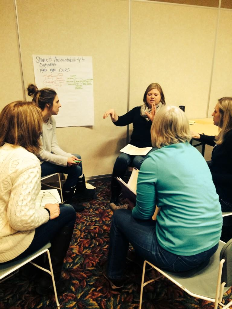 Co-Teaching Regional Training Marshall, MN