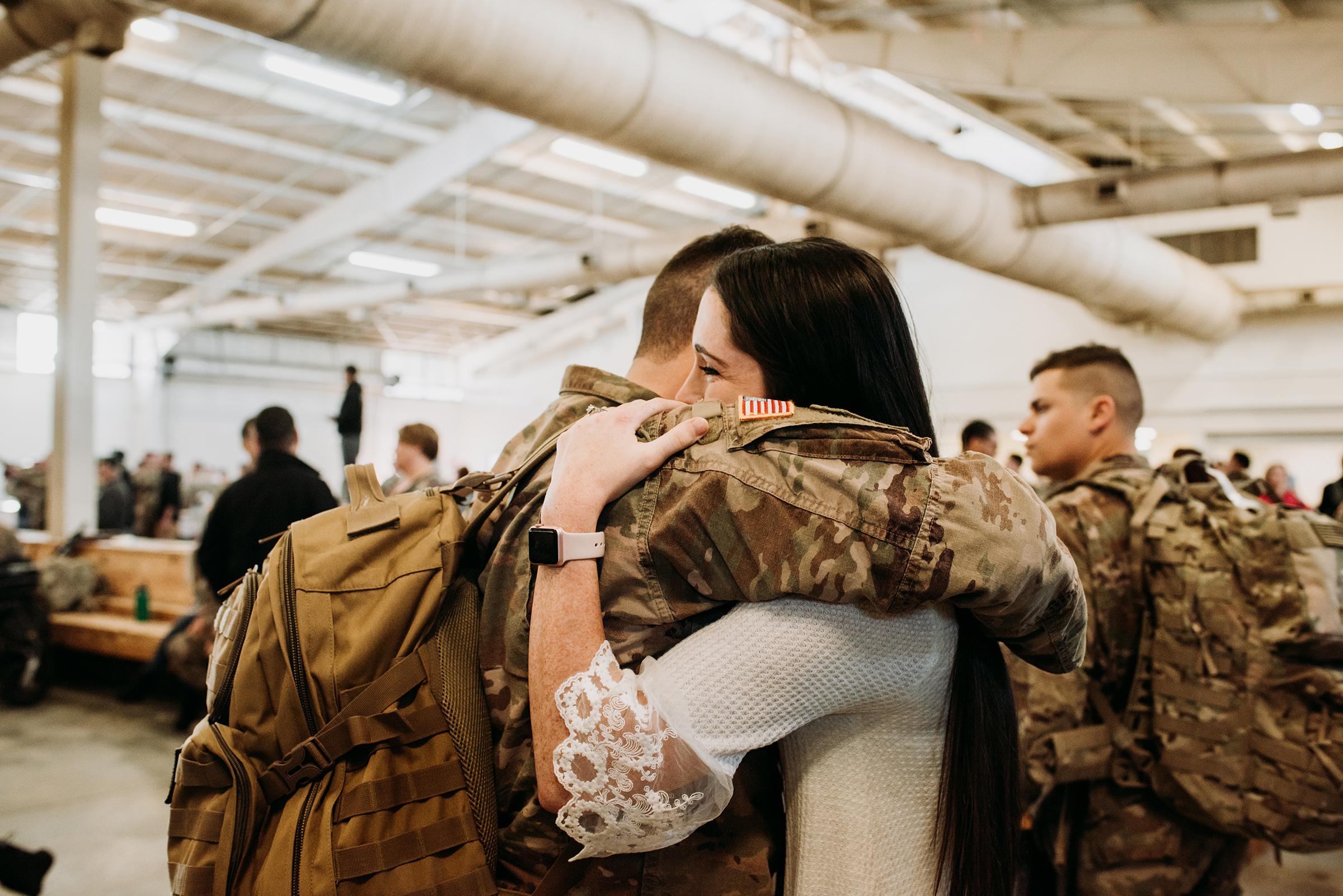 Lots of hugs.