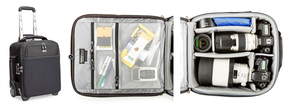 Think Tank Photo Airport AirStream Rolling Camera Bag