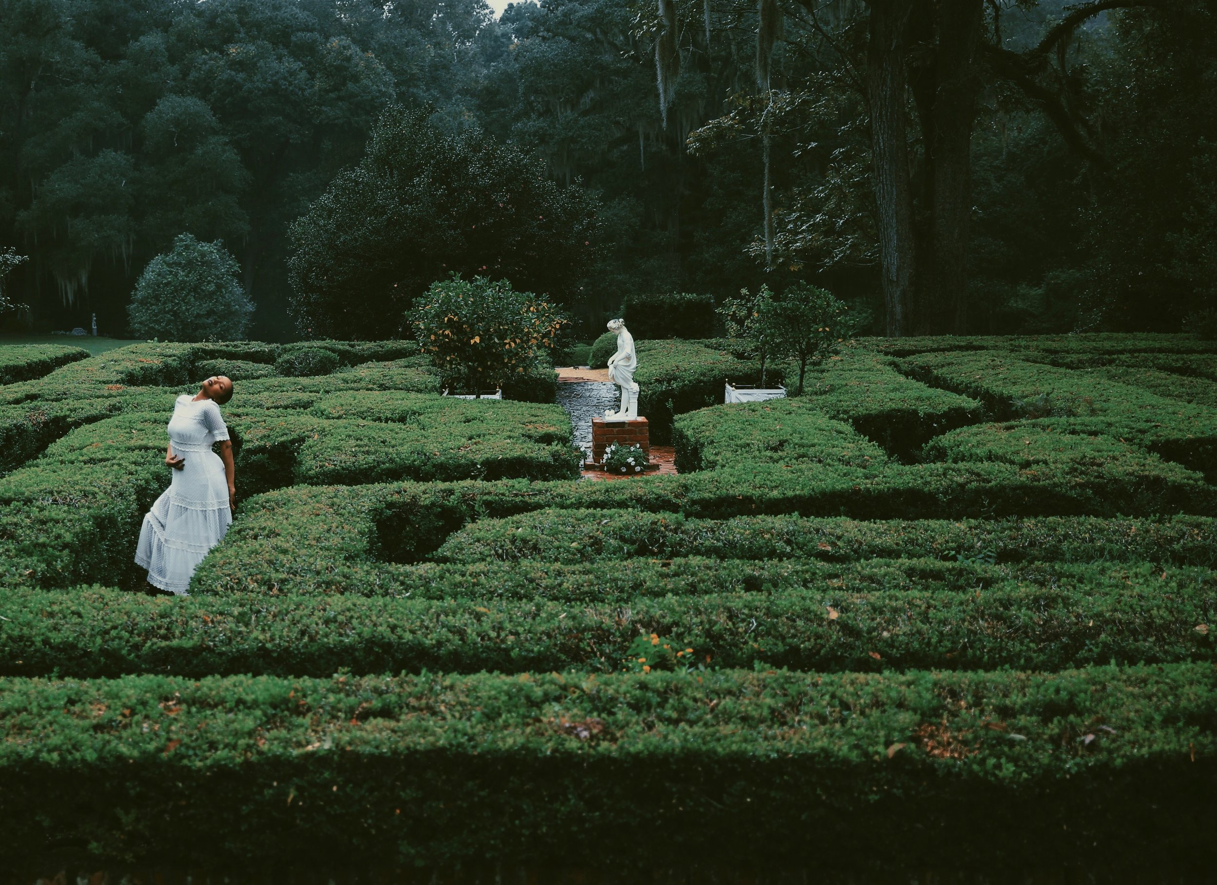 Location- Afton Villa Gardens