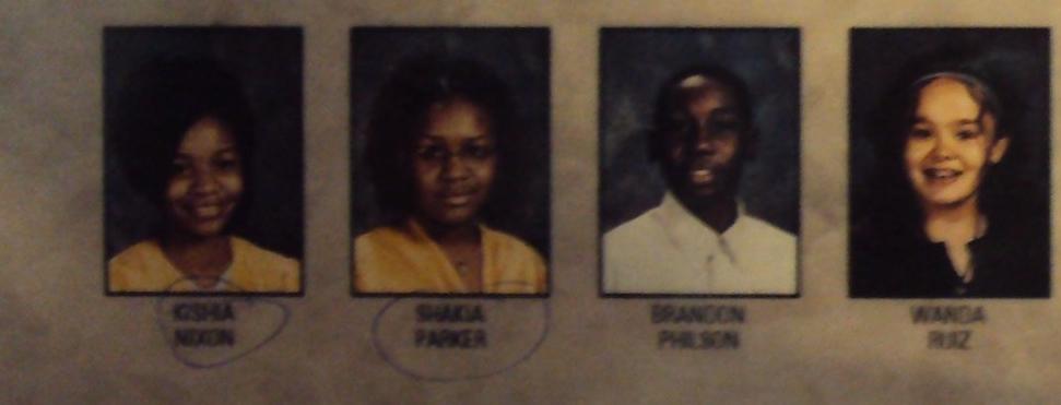 That's Kishia on the left!