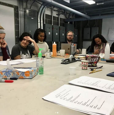 Photo courtesy of Philadelphia Young Playwrights. Photo by Brenden Dahl.