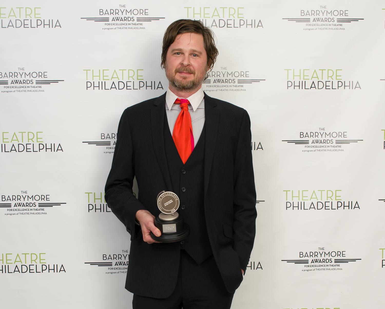 Michael Kiley; photo by Theatre Philadelphia