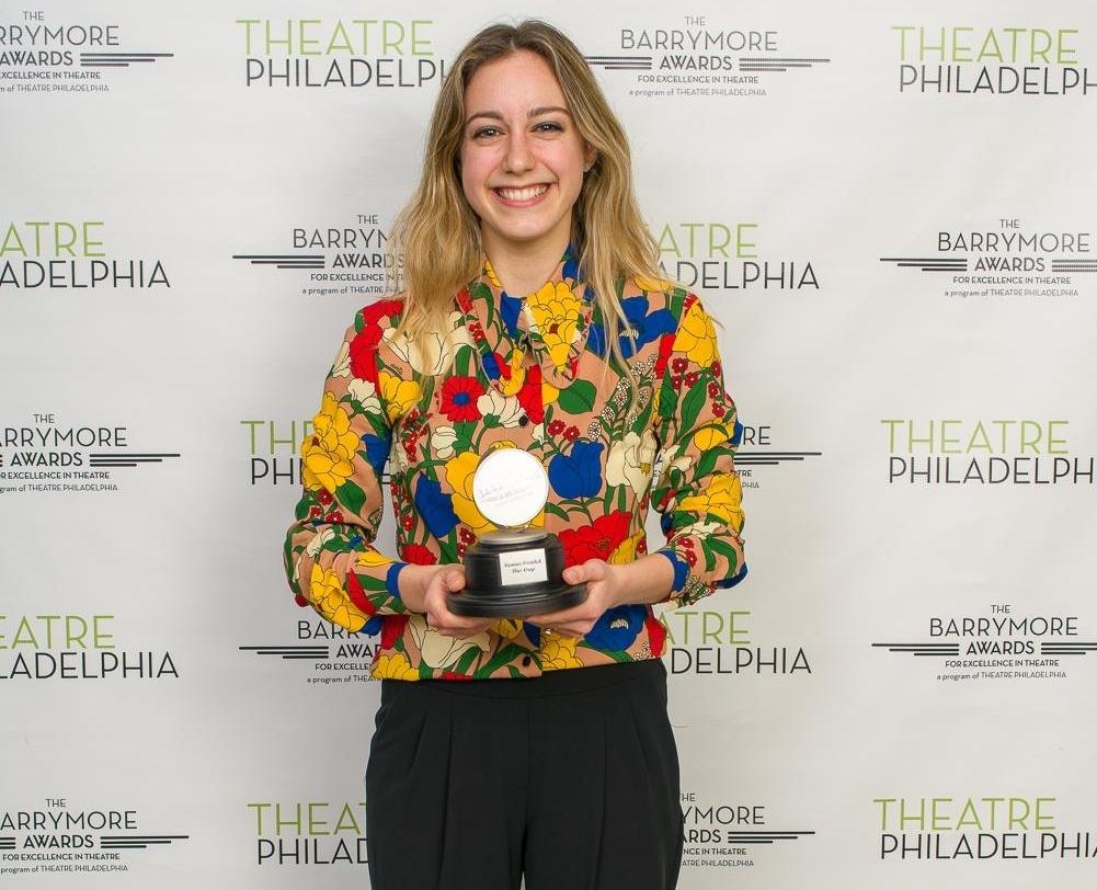 Emma Goidel; photo by Theatre Philadelphia
