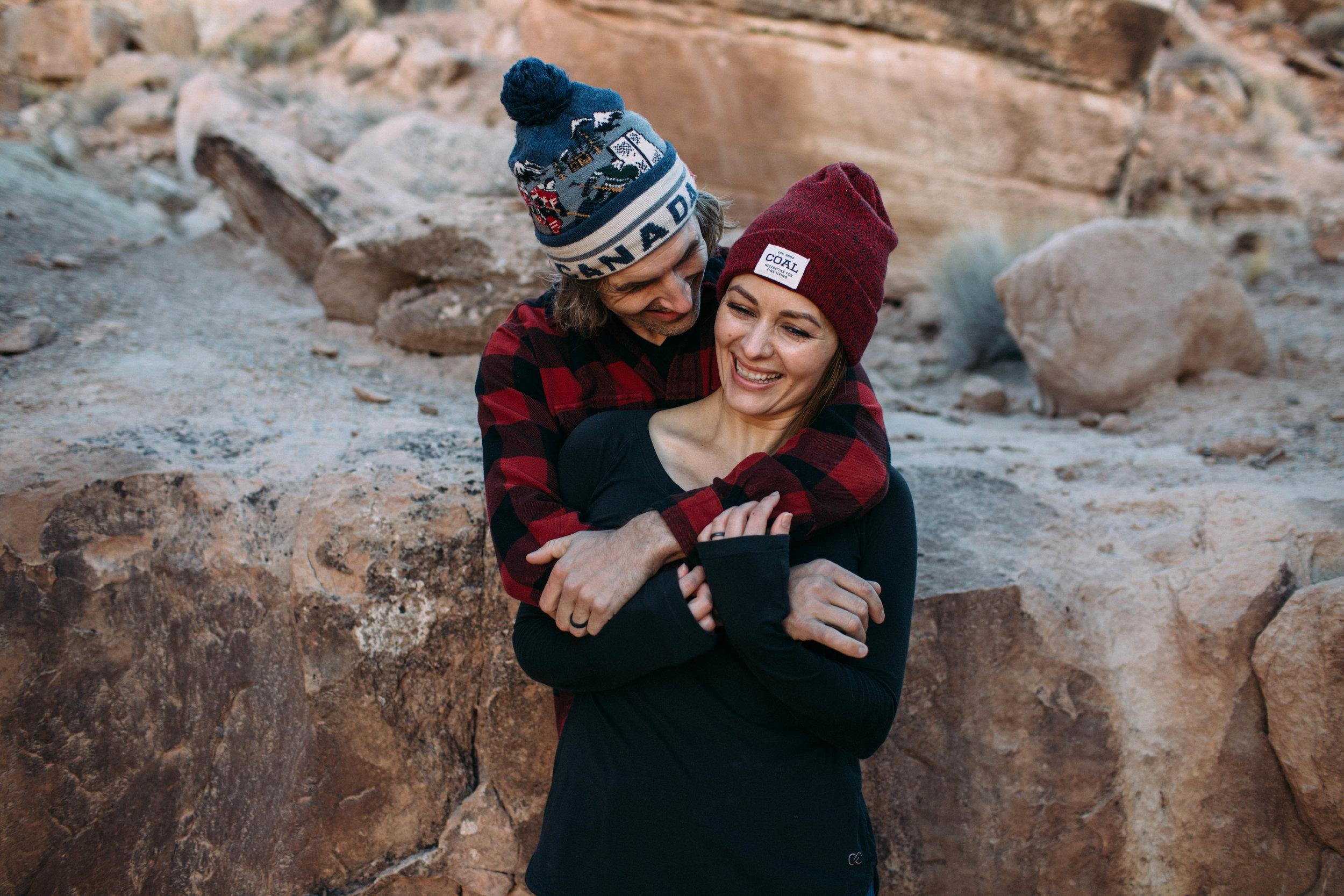 Laughing-Engaged-Couple-Moab-Utah.jpg