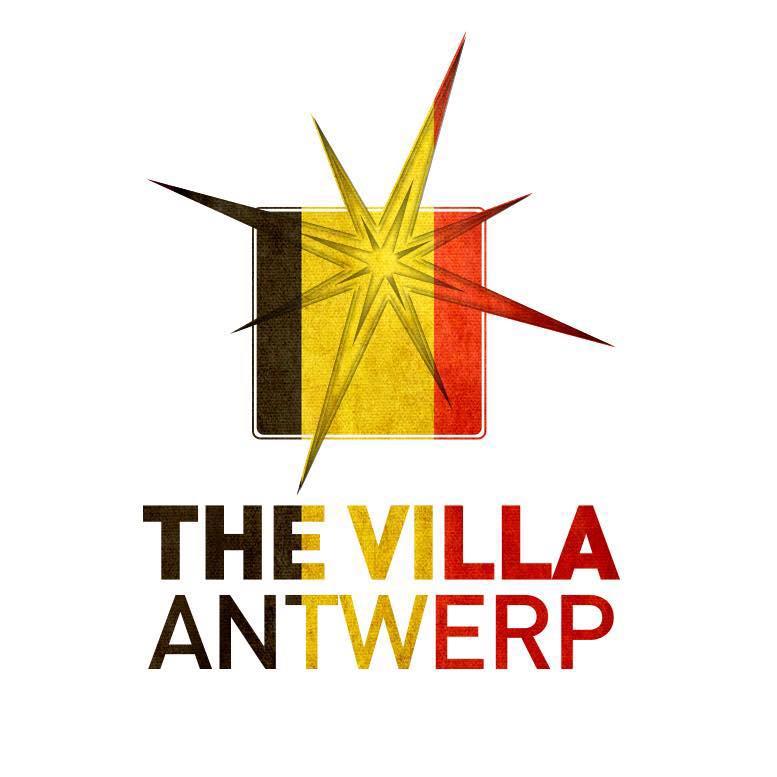 The Villa Antwerp Club Lester Williams Logo