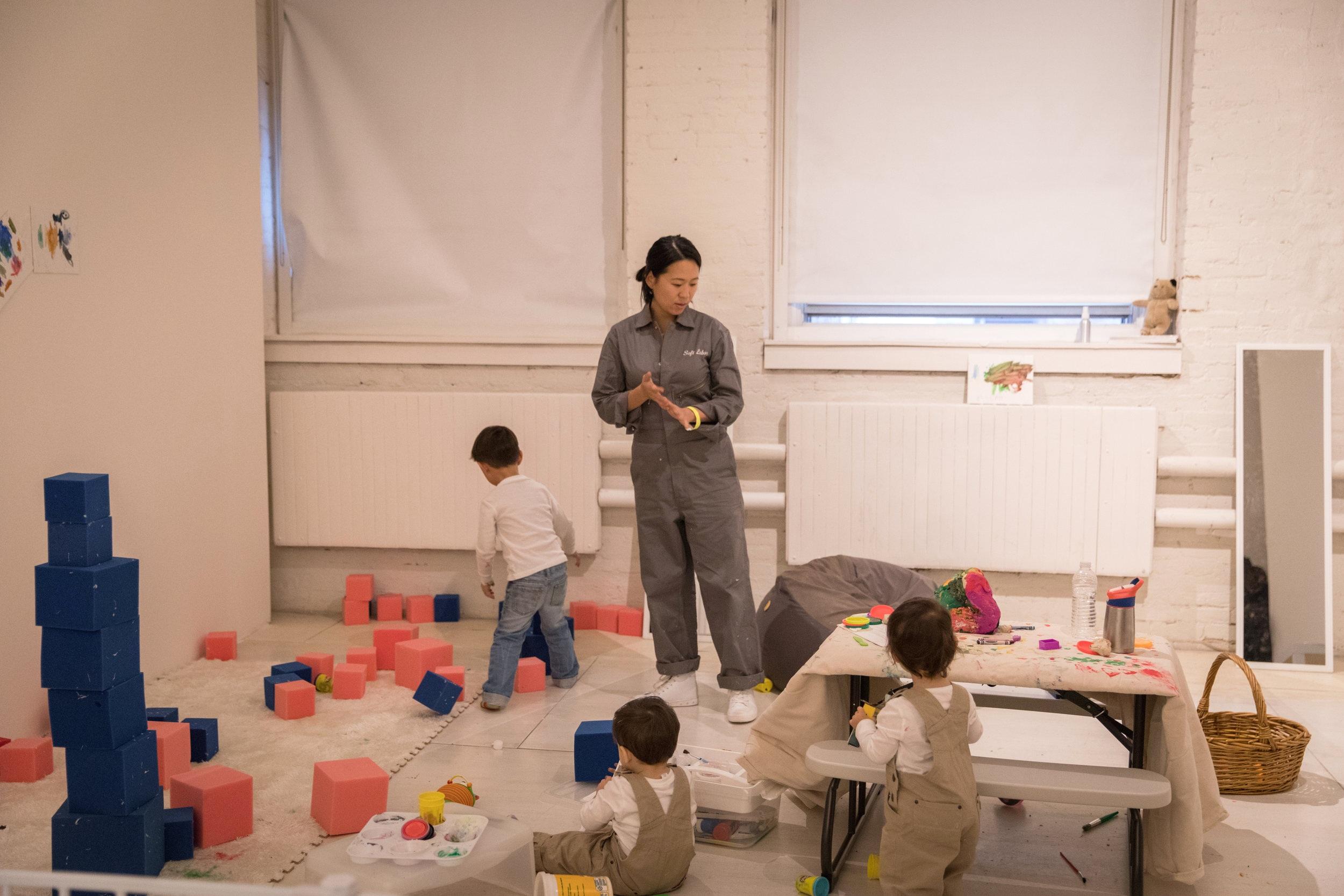 MoMA PS1, Image courtesy of Walter Wlodarczyk