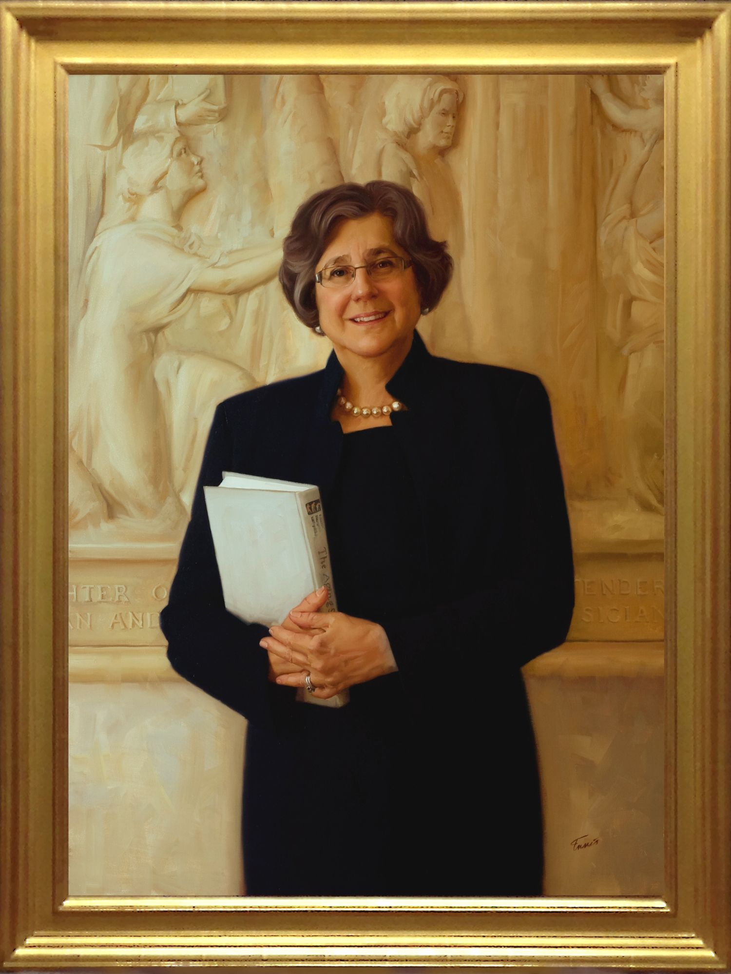Portrait of Dr. Barbara Schindler