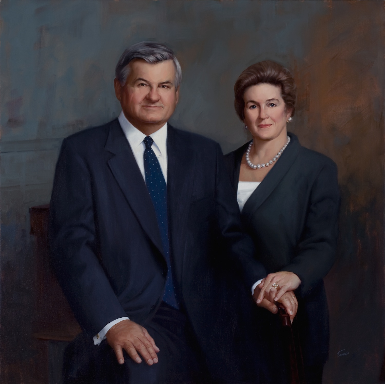 Mr. & Mrs. Jerry Richardson
