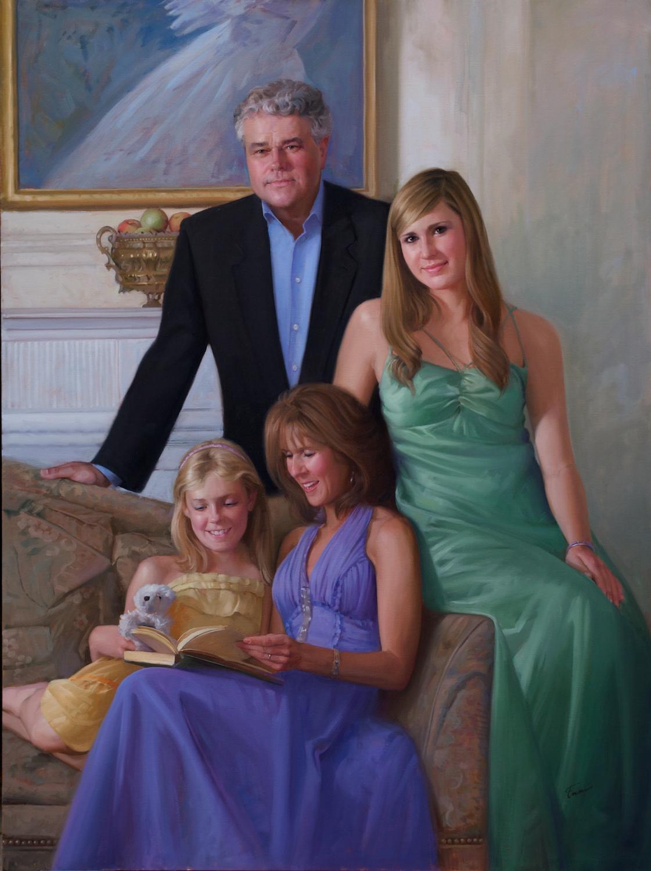 Williams Family Portrait