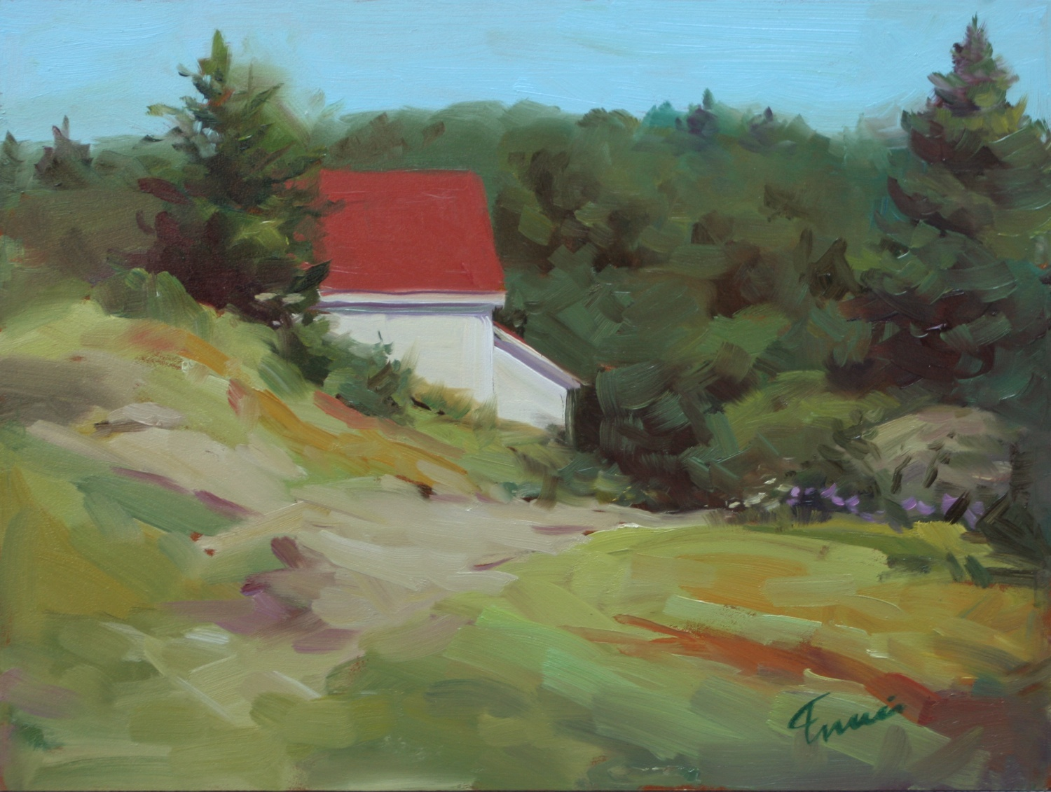 Monhegan Ice House