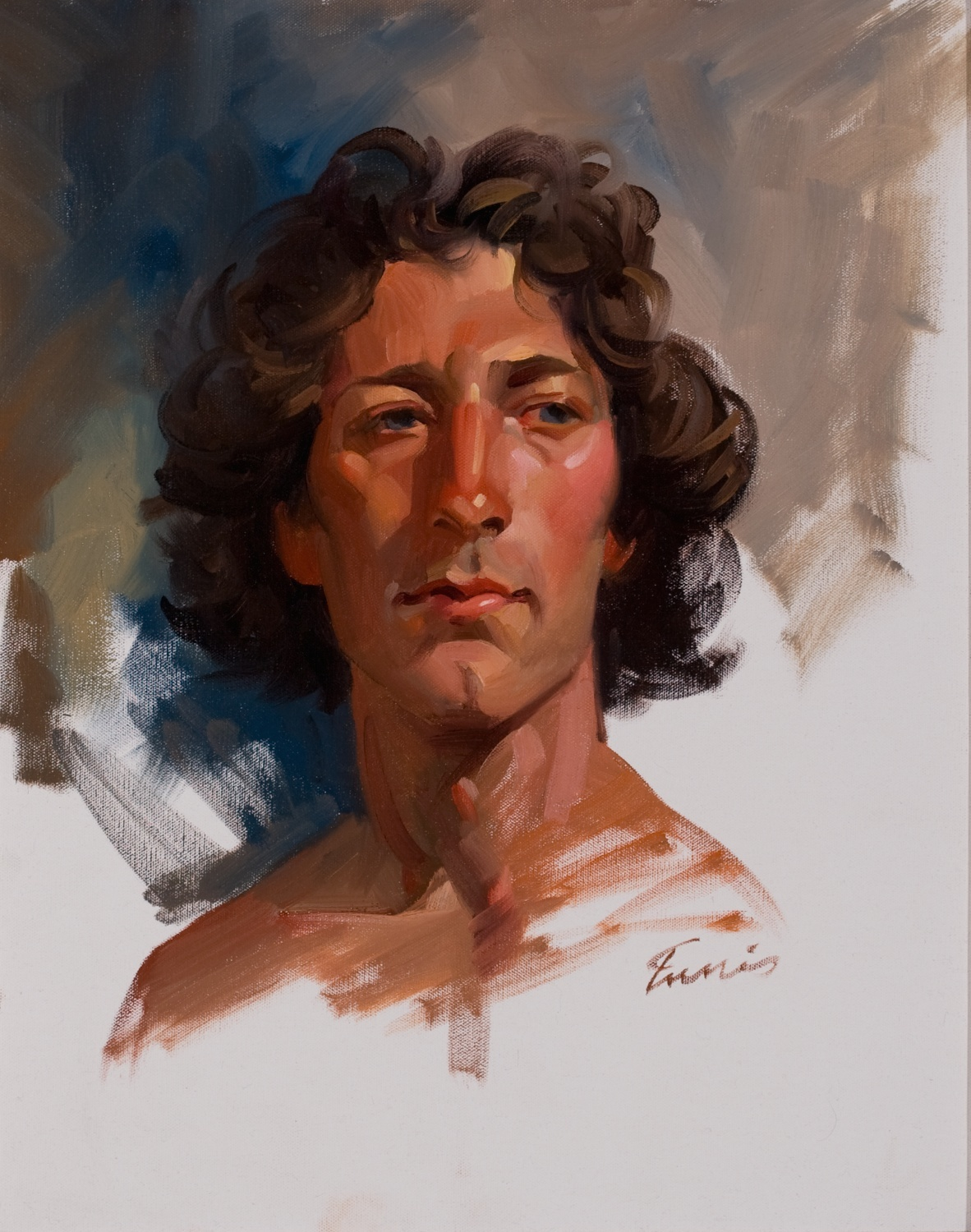Study of a Yound Man