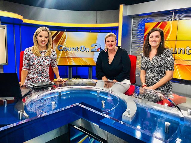 Good Luck to @laurasmithtv as she takes on a new adventure in Raleigh! Thank you for always helping the Charitable Society of Charleston spread the word about what we do!! #charitablesocietycharleston #youngprofessionals #chsyoungprofessionals