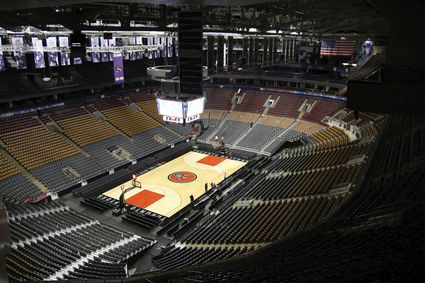 Air Canada Center additional view