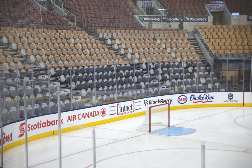 Transformational stadium seating