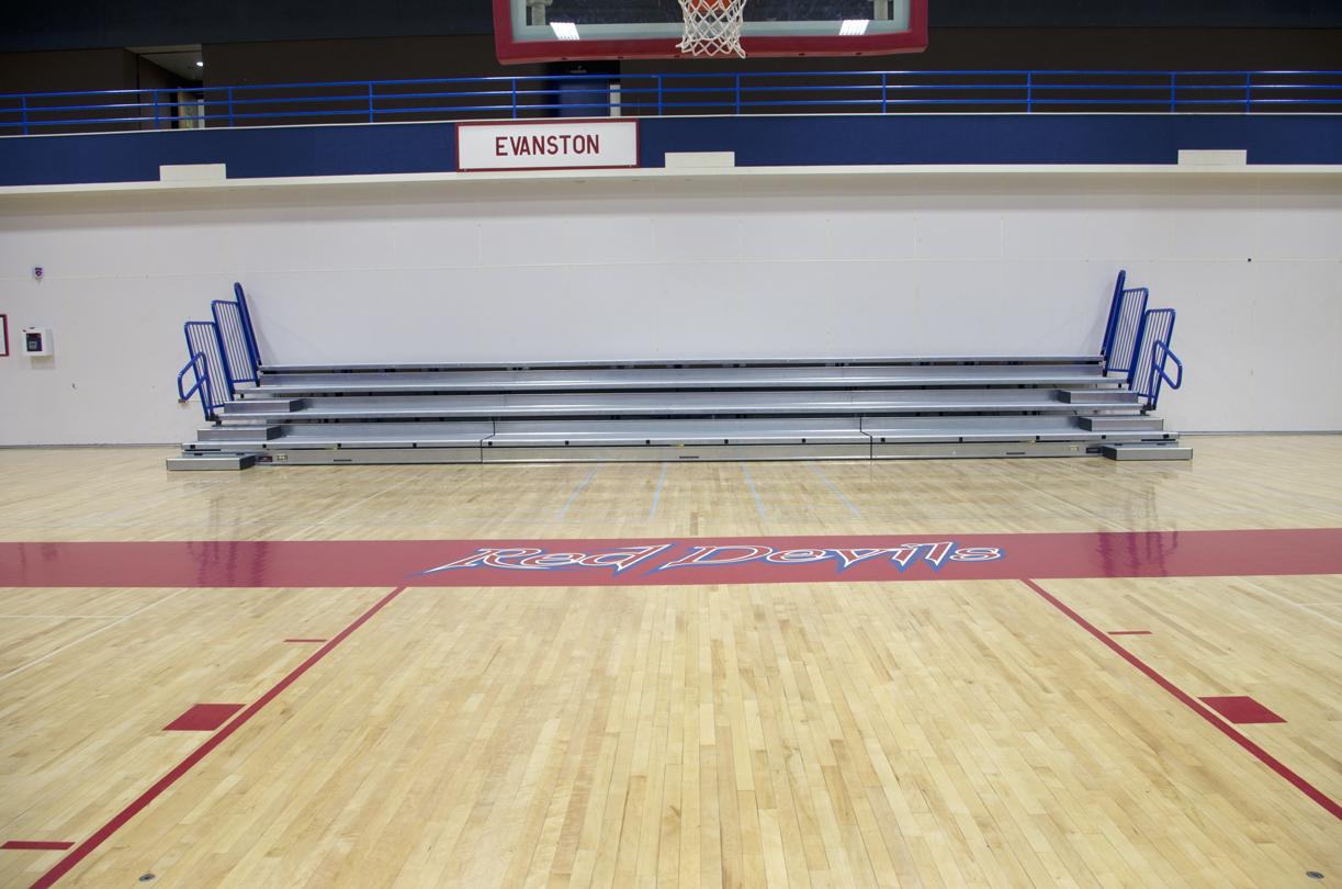 Evanston Highschool in Wyoming