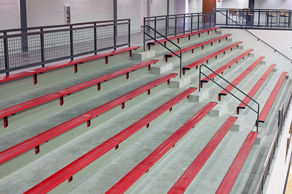 Fixed Bleachers