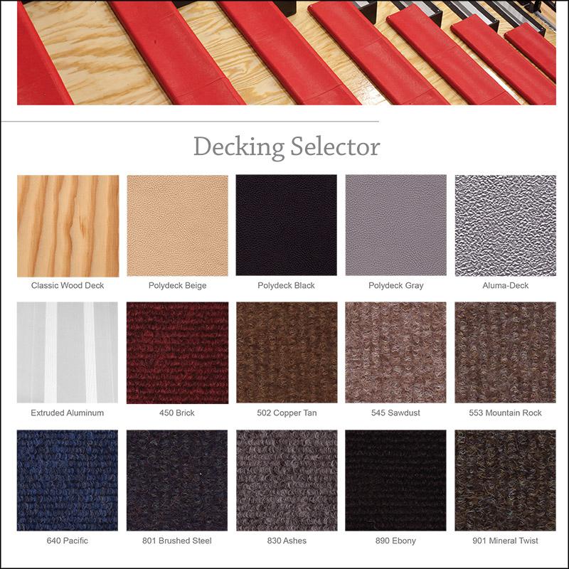 Decking Selector
