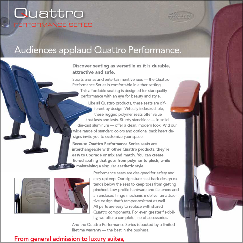 Quattro Performance Entertainment