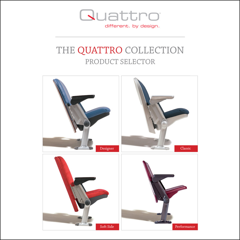 Quattro Product Selector