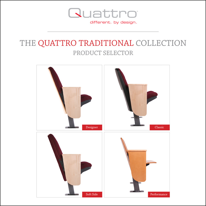 Quattro Traditional Product Selector