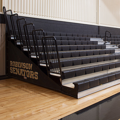 Bleacher Upgrade Kits