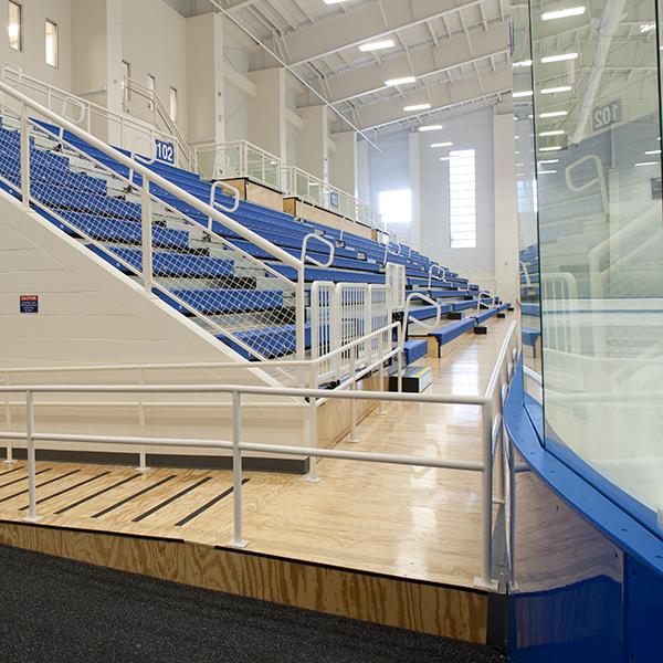 University of New England - Hockey Rink