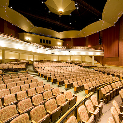 McCoy Center for the Arts