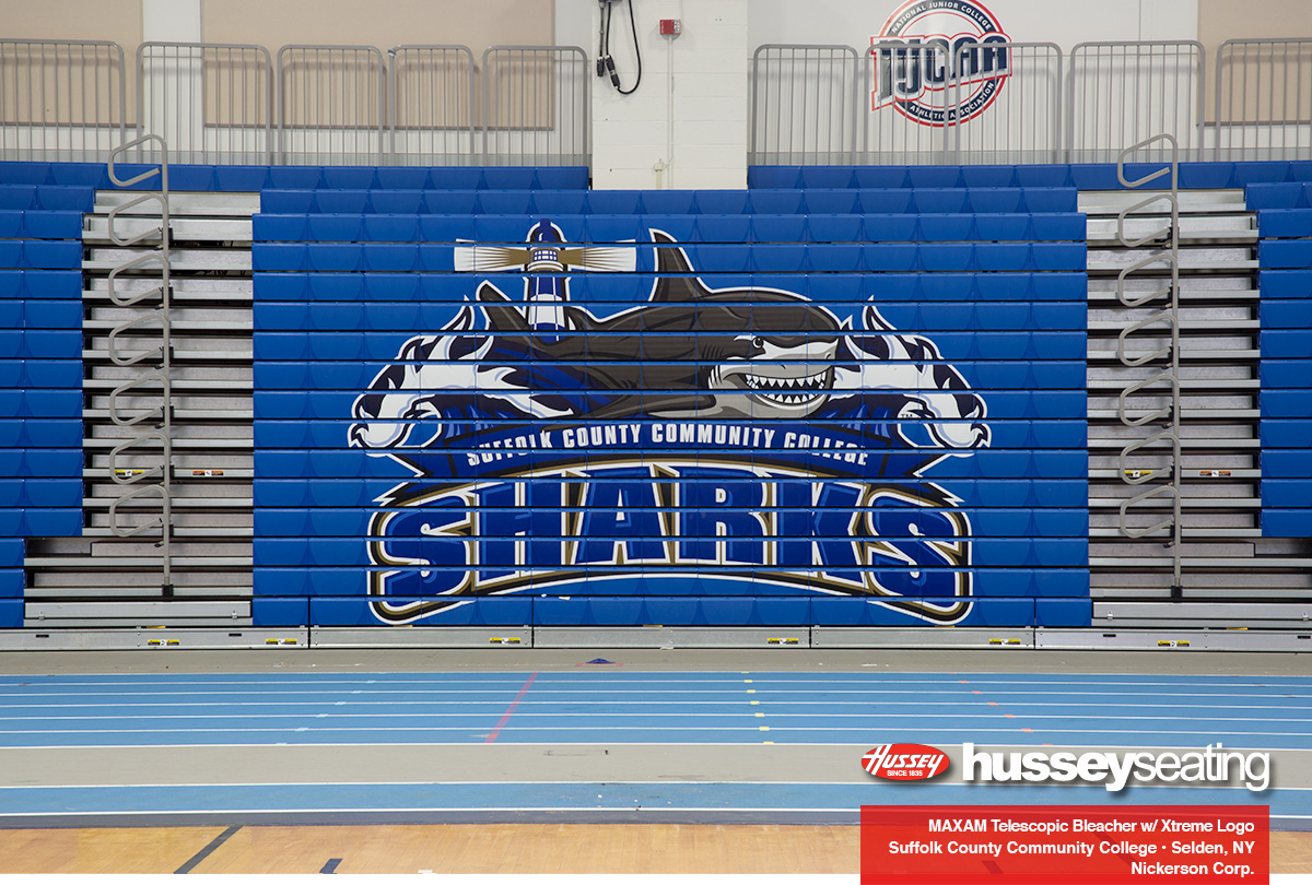 Suffolk County Community College — Hussey Seating Company