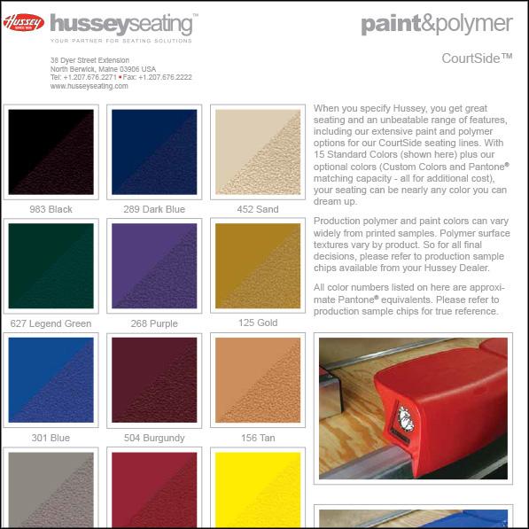 Polymer Color Selector