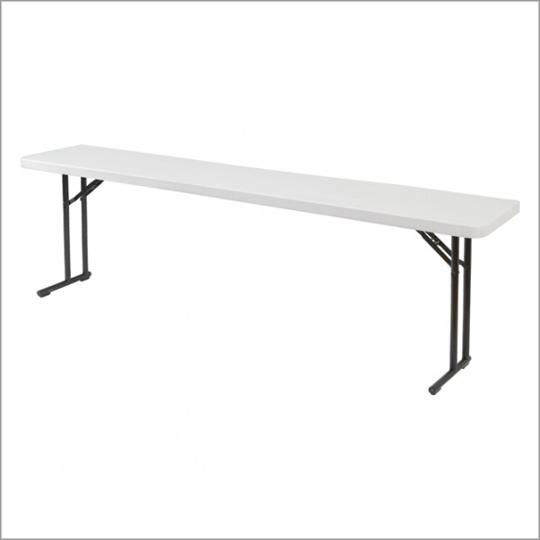 8 Foot Scorer's Table