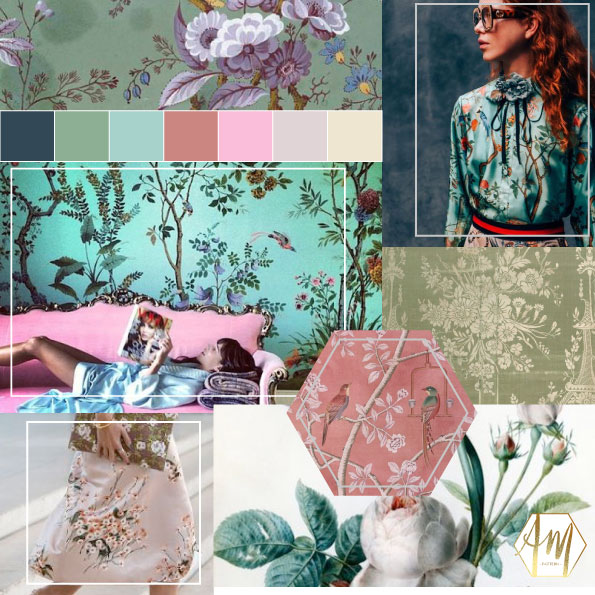 VICTORIAN CHINOISERIE TREND SS18